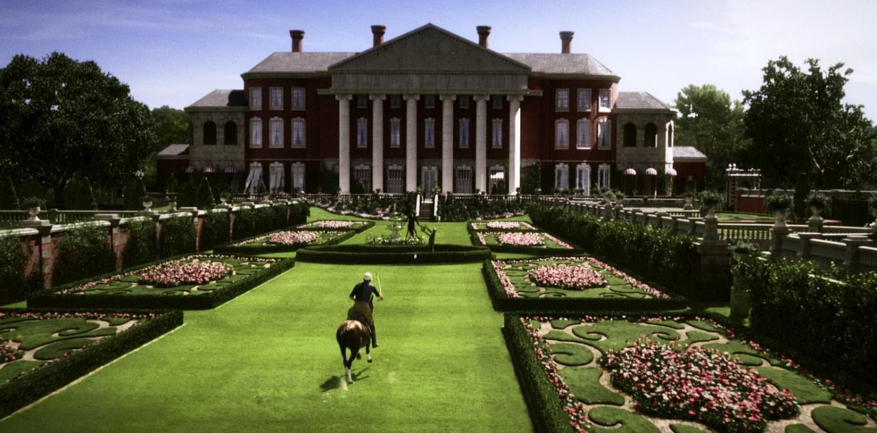 La demeure de Buchanan ou celle de Gatsby : laquelle préférez-vous ?