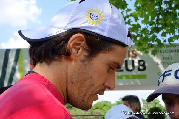 Tommy Haas, toujours à Roland Garros