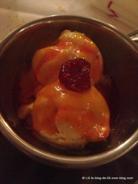 L'heure du dessert au Bassanti