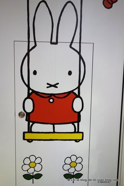 Miffy, le petit lapin