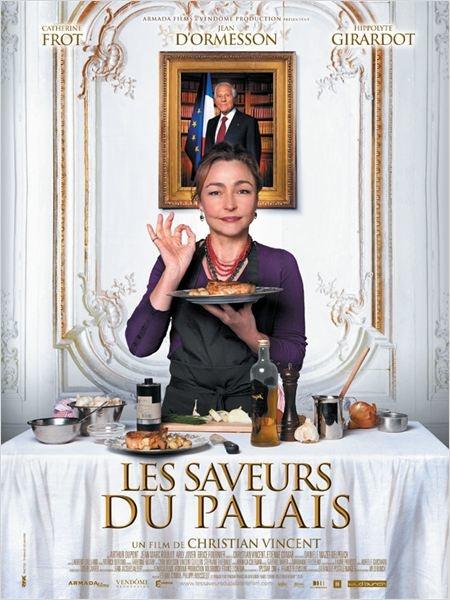 Les saveurs du palais, un film sorti le 19 septembre 2012