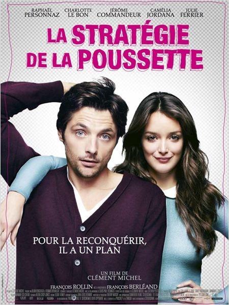 La stratégie de la pousette, un film sorti le 2 janvier 2013