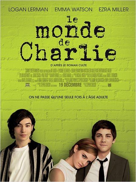 Le Monde de Charlie, sorti le 2 janvier 2013 en France