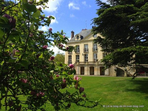 L'arboretum du parc de La Vallée-aux-Loups, dans ses habits printaniers