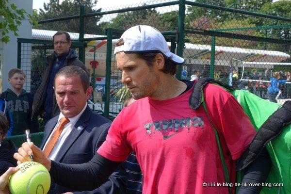 Tommy Haas, toujours à Roland Garros