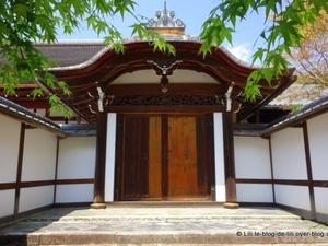 Le temple de Ryōan-ji et son jardin zen, à Kyoto