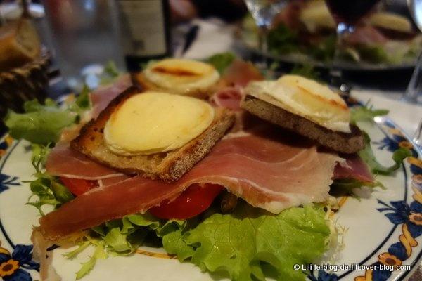 Où manger une salade à Paris (8) : le Plomb du Cantal