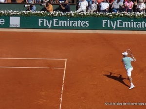 À Roland Garros pour les demi-finales hommes 2013