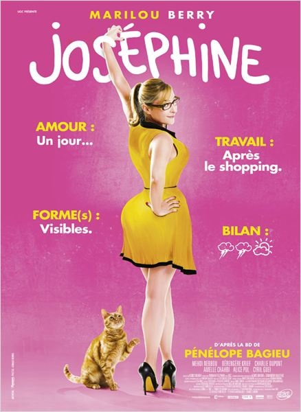 """""""Joséphine"""" : une sympathique comédie au ciné"""