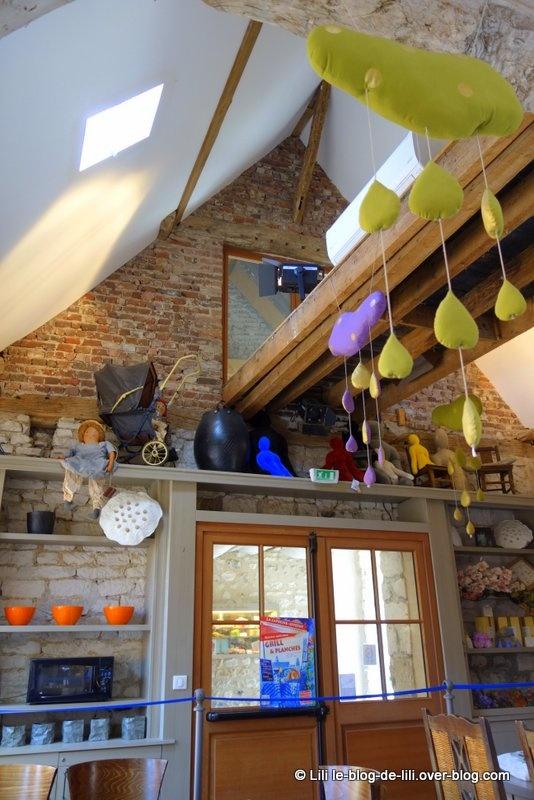 La capucine : un restau à Giverny