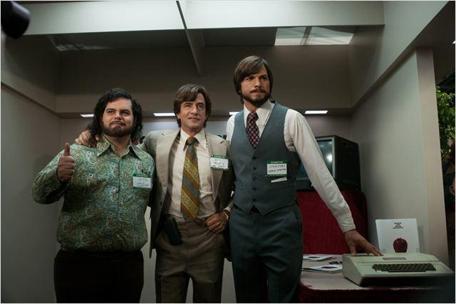 """""""Jobs"""" : la vie du fondateur d'Apple au cinéma"""