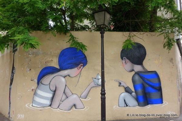 Seth street artiste Paris