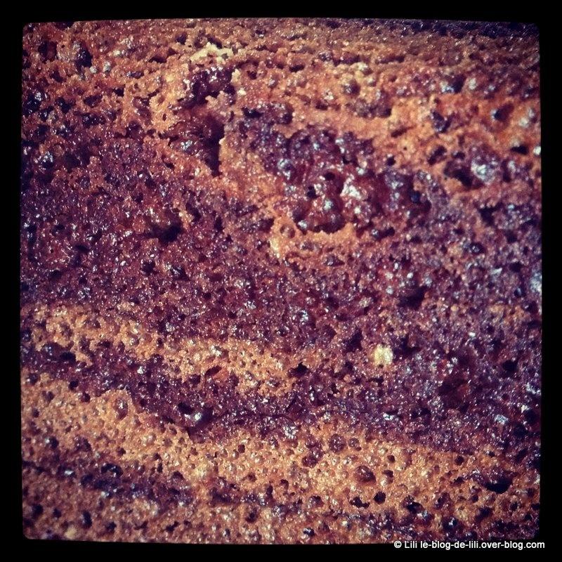Notre premier gâteau en pâte à sucre, sur Instagram
