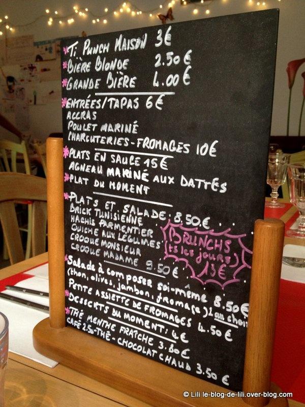 Chez Nausicaa : un restau parisien tout simple mais qui change