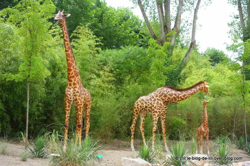 Une journée estivale au parc d'attractions Nigloland