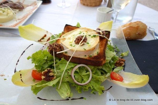 Le bouchon gourmand à Chantilly