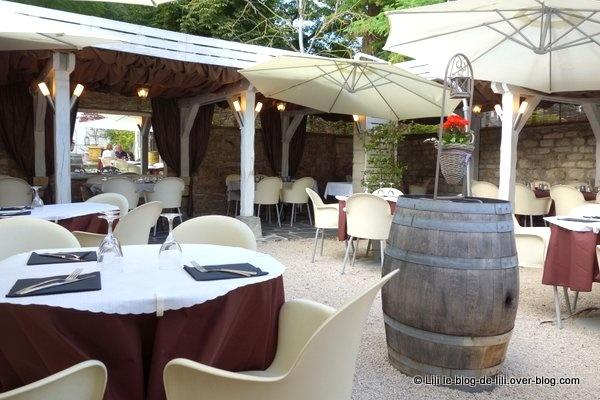 Le bouchon gourmand, une brasserie chic à Chantilly