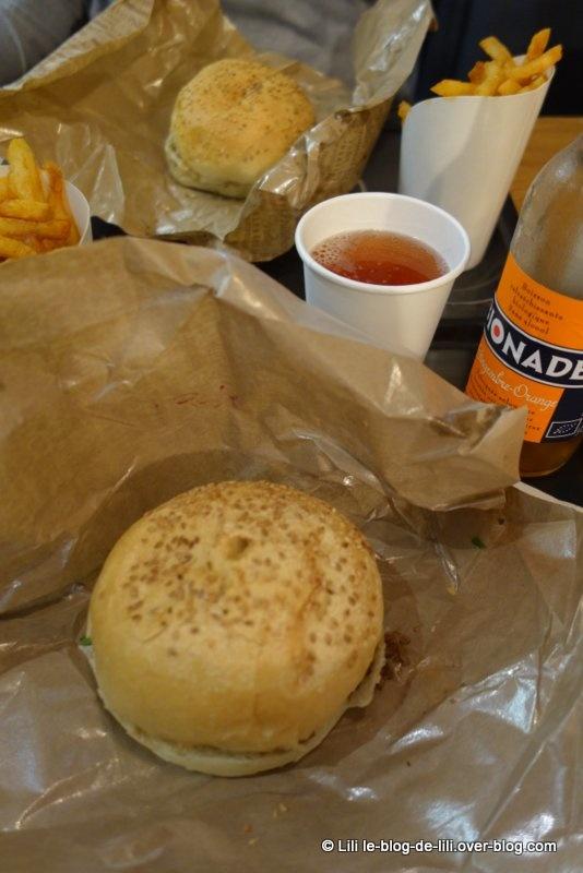Big Fernand Montorgueil n'a pas le meilleur burger de Paris