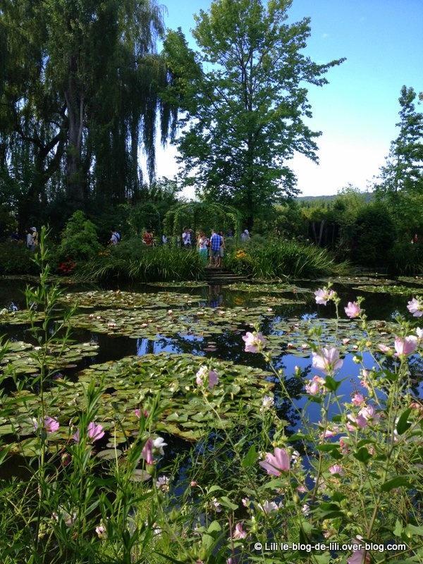 À la découverte de Giverny et du sublime jardin de Monet ♥