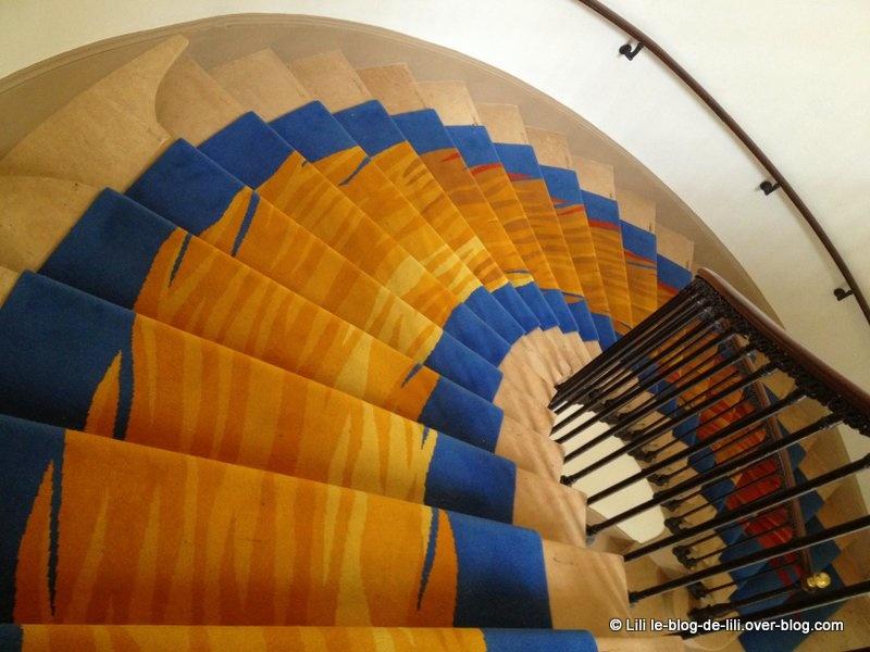 Visite de la fondation Mozilla pour les journées du patrimoine