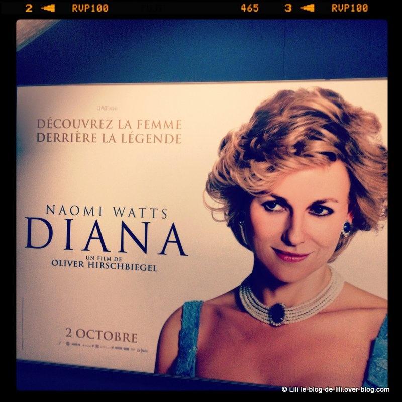 """""""Diana"""" : son histoire d'amour avec Hasnat Khan au cinéma"""