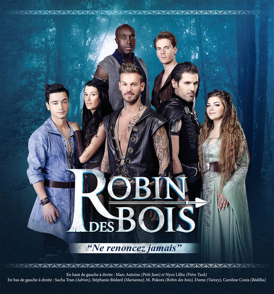 """""""Robin des bois - Ne renoncez jamais"""" : j'ai assisté à la première !"""