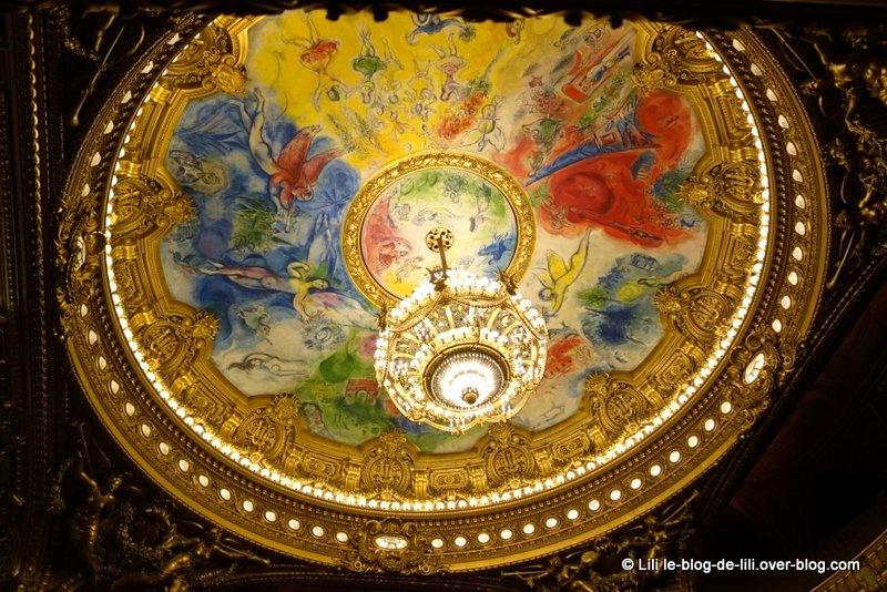 Dans les coulisses du Palais Garnier ♥