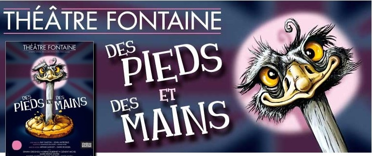 """""""Des pieds et des mains"""" : Sweeney Todd au théâtre Fontaine"""