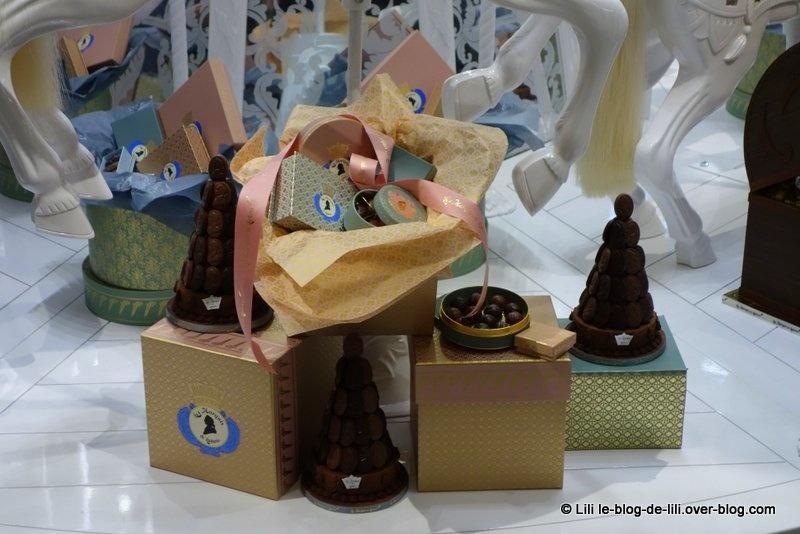 Mon salon du chocolat 2013 : toujours un régal !
