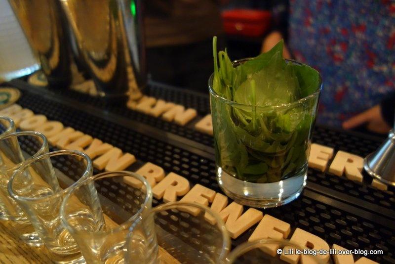 Un atelier au Glass, à Pigalle, pour créer le cocktail ZoomOn