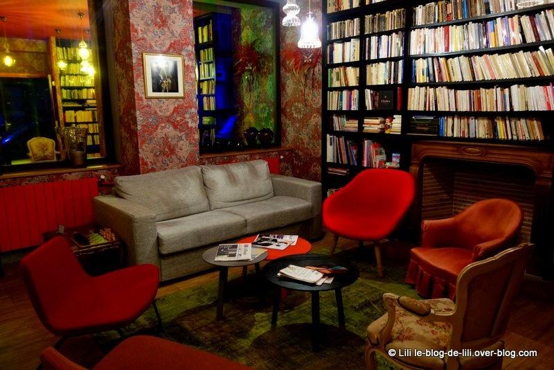 Une nuit parisienne à l'hôtel Joséphine