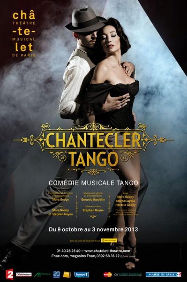 """""""Chantecler Tango"""" : l'Argentine au théâtre du Châtelet"""