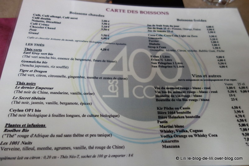 Où bruncher à Paris (34) : les 400 coups
