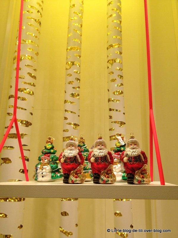 Noël 2013 : le Bon marché, la grande épicerie de Paris et Conran shop