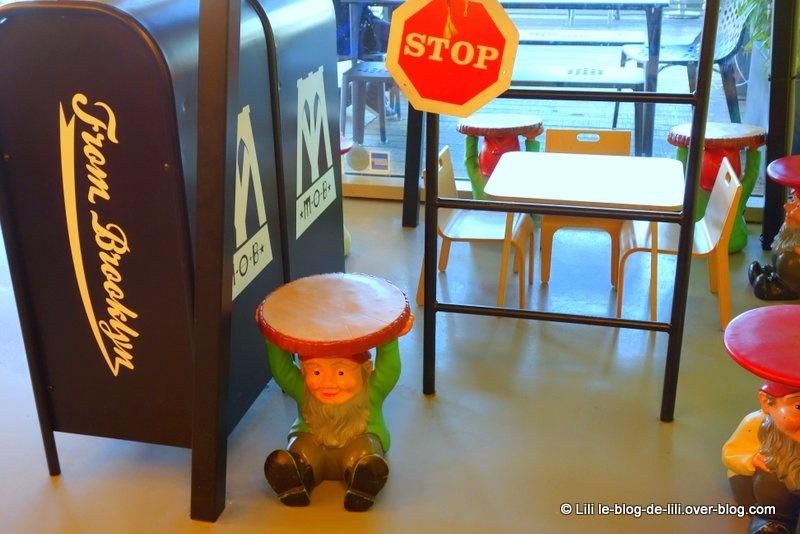 MOB : on a testé le burger végétarien dans un restau nature à Paris