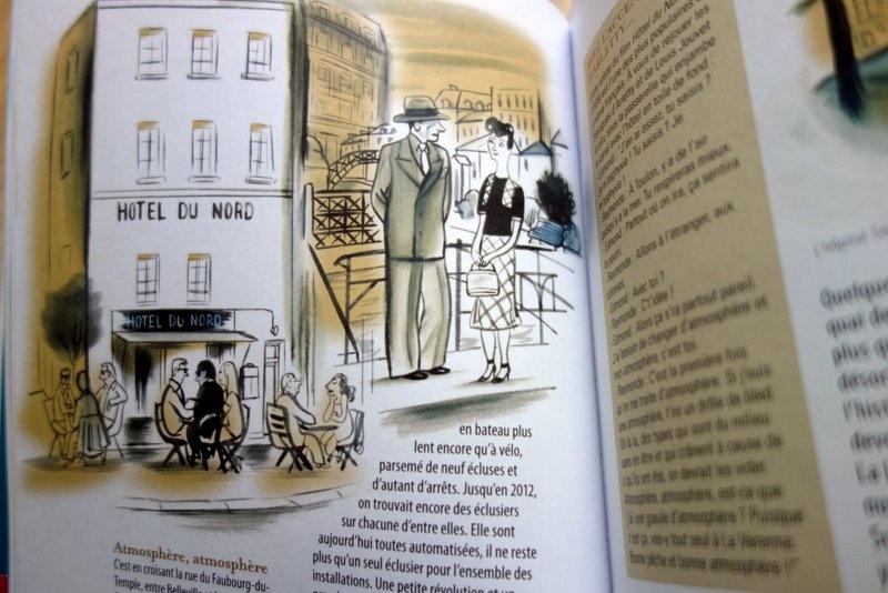 """Concours : gagnez un exemplaire du livre """"Le Paris illustré de Charles Berberian"""""""
