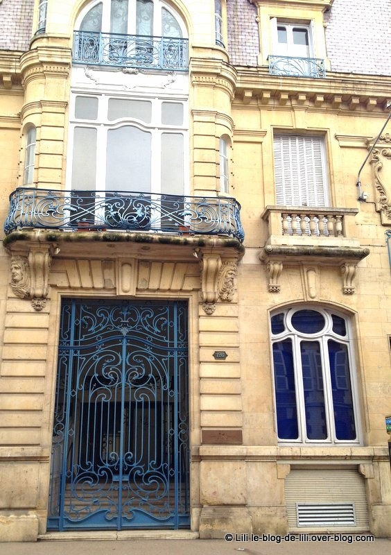 Promenades hivernales à Troyes : la maison du dauphin, la cathédrale, le musée d'art moderne, etc.