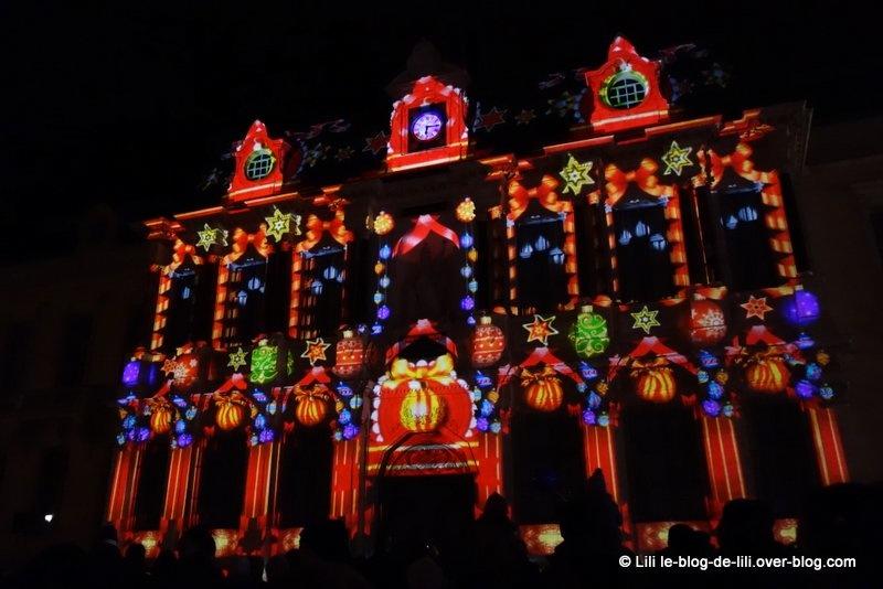L'hôtel de ville de Troyes superbement illuminé jusqu'au 4 janvier 2014