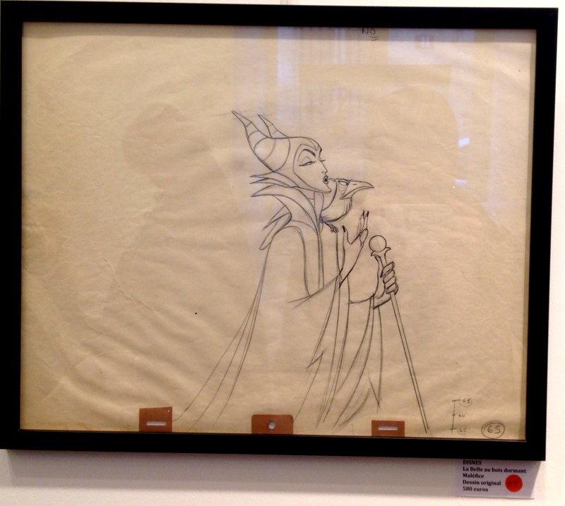 """Les princesses de Disney"" : une expo à la galerie Artludik"