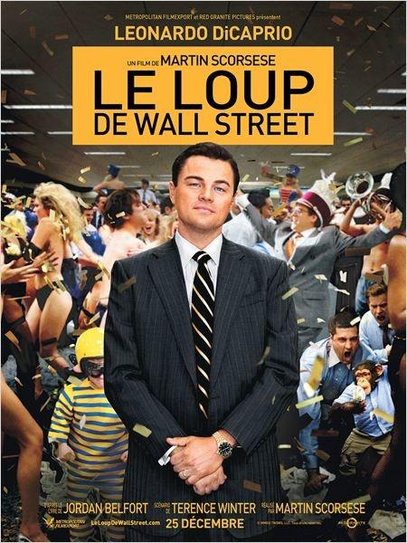 """""""Le loup de Wall street"""" : le rêve américain version bourse, drogues et sexe"""