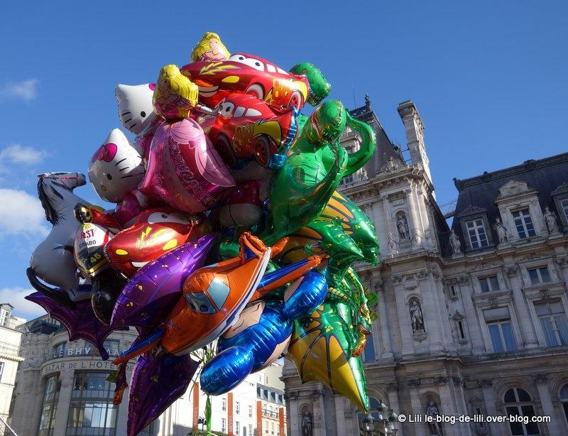 Le nouvel an chinois 2014 à Paris : le défilé au départ de l'hôtel de ville