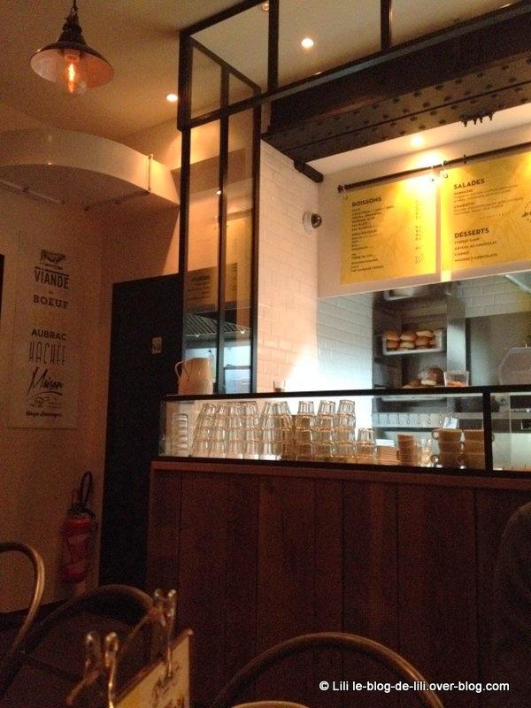 Mamie burger : un restau parisien aux petits oignons