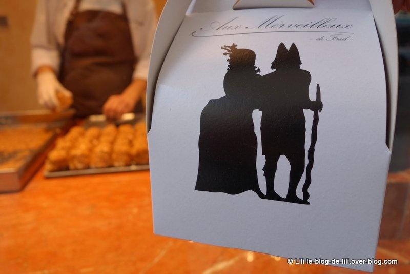 Aux merveilleux de Fred : meringue et chocolat au délicieux menu