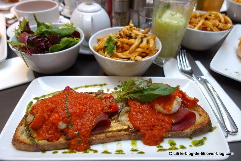 Un déjeuner chez Benedict, la nouvelle adresse branchée du Marais