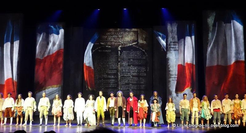 """""""1789, les amants de la Bastille"""" : une petite déception pour moi"""