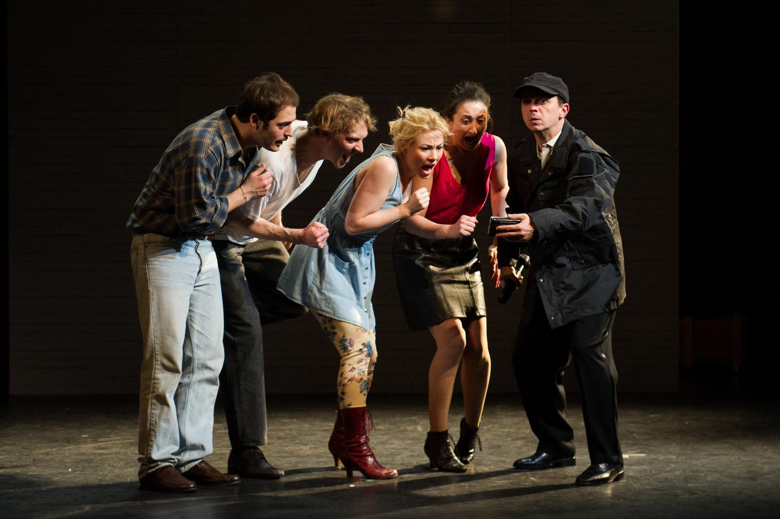 """Au théâtre : """"Le cercle des illusionnistes"""", une pièce à ne pas manquer"""