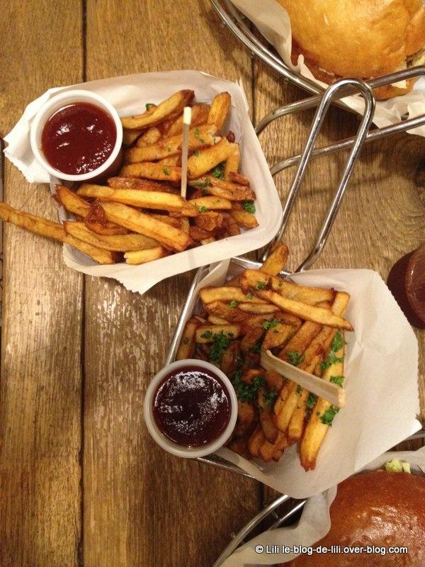 Mon premier hamburger chez Blend : un test plutôt réussi