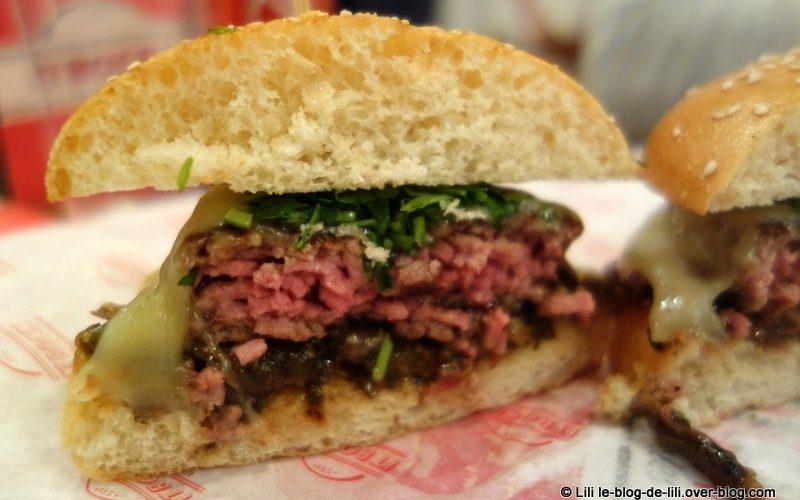 Burger It rocks : des petits prix à Paris