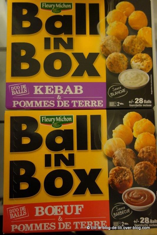 Une soirée ping pong pour le lancement de Ball in box par Fleury-Michon