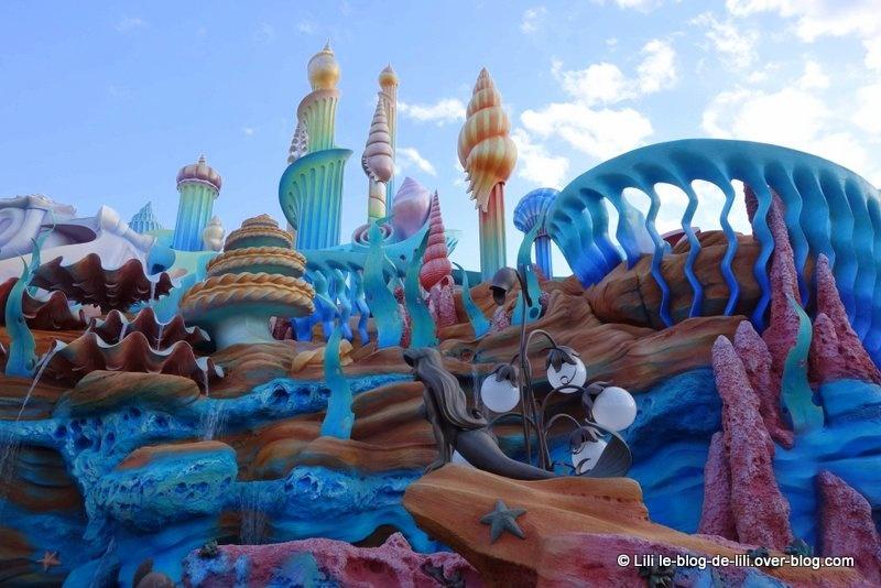 Une journée à Tokyo DisneySea